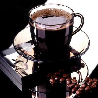 Morning Coffee Cup - Obrázkek zdarma pro iPad 3