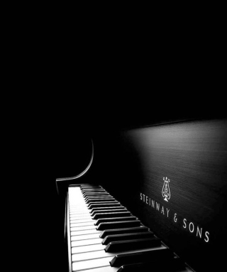 Steinway Piano - Obrázkek zdarma pro Nokia 5233