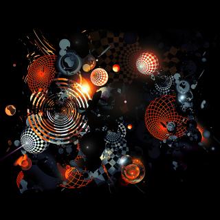 Abstract - Obrázkek zdarma pro iPad Air