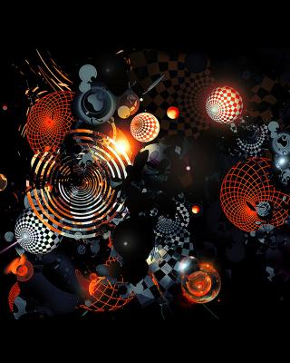 Abstract - Obrázkek zdarma pro Nokia 5233