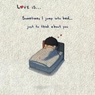 Love Is Jump To Bed - Obrázkek zdarma pro 1024x1024
