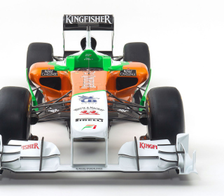 Force India VJM04 - Obrázkek zdarma pro 208x208