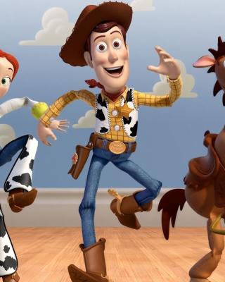 Woody in Toy Story 3 - Obrázkek zdarma pro 128x160