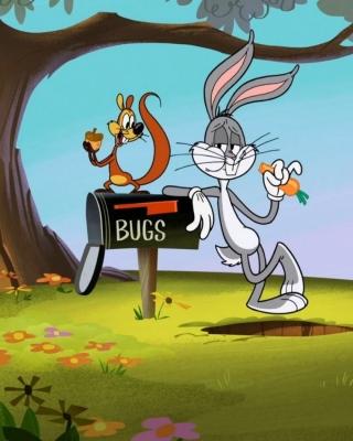 Bugs Bunny Cartoon Wabbit - Fondos de pantalla gratis para Nokia C1-01