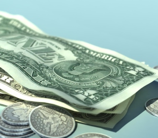 Dollars - Obrázkek zdarma pro 208x208