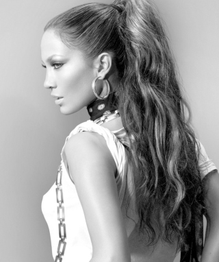 Jennifer Lopez - Obrázkek zdarma pro Nokia Lumia 928