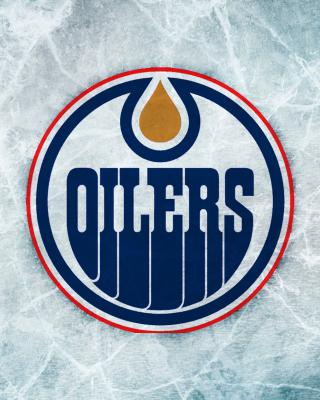 Edmonton Oilers - Obrázkek zdarma pro Nokia Asha 203