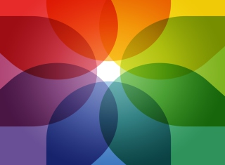 Abstract Bloom Background for Android, iPhone and iPad