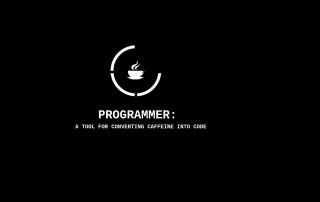 Programmer - Obrázkek zdarma pro 1280x800