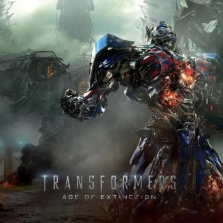 Transformers 4 Age Of Extinction 2014 - Obrázkek zdarma pro 320x320