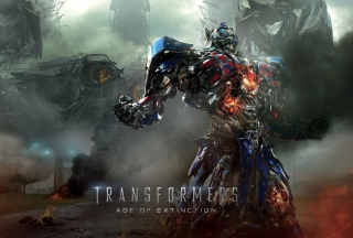 Transformers 4 Age Of Extinction 2014 - Obrázkek zdarma pro Android 800x1280