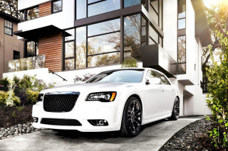 Chrysler 300 2015 Wallpaper for Android, iPhone and iPad