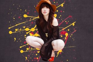 Free Carly Rae Jepsen Picture for Android, iPhone and iPad