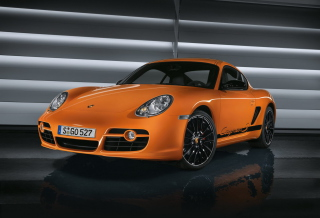 Porsche Boxster S Cayman S Special Background for Android, iPhone and iPad