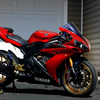 Yamaha YZF R1 - Obrázkek zdarma pro 128x128