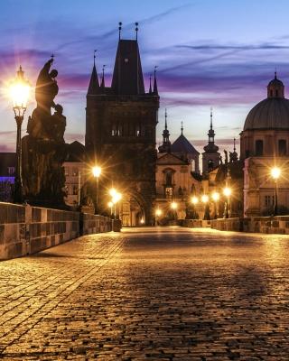 Prague Charles Bridge - Obrázkek zdarma pro Nokia Lumia 520