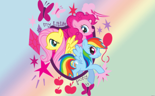 My Little Pony Pinkie Pie - Fondos de pantalla gratis Stub device