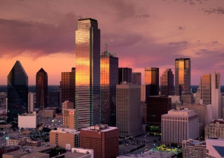 Dallas - Texas Picture for Android, iPhone and iPad