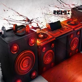 DJ Stuff - Obrázkek zdarma pro iPad mini 2