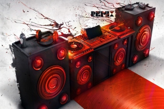 DJ Stuff - Obrázkek zdarma pro HTC One X