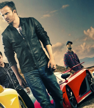 Need For Speed 2014 Movie - Obrázkek zdarma pro 240x320