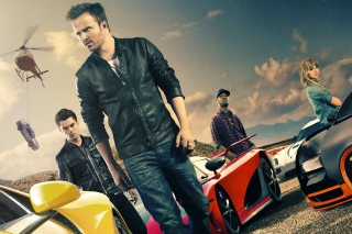 Need For Speed 2014 Movie - Obrázkek zdarma pro 320x240