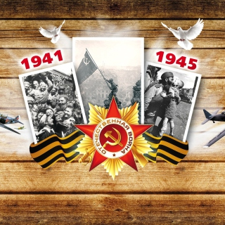 Victory Day - Obrázkek zdarma pro iPad Air