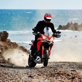 Ducati Multistrada 1200 - Obrázkek zdarma pro 1024x1024