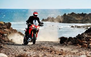 Ducati Multistrada 1200 - Obrázkek zdarma pro HTC Hero