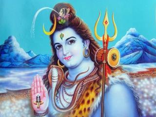 Lord Shiva God - Fondos de pantalla gratis para Motorola RAZR XT910