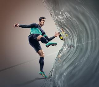 Cristiano Ronaldo, Real Madrid - Obrázkek zdarma pro iPad 3