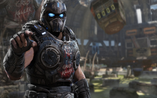 Free Video Game - Gears Of War 3 Picture for Android, iPhone and iPad