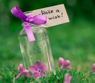 Make A Wish - Obrázkek zdarma pro iPad
