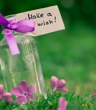 Make A Wish - Obrázkek zdarma pro iPhone 5