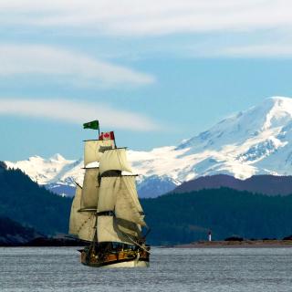 Ship In Canada - Obrázkek zdarma pro iPad mini 2