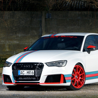 MR Car Design Audi RS 3 Sportback - Obrázkek zdarma pro 128x128