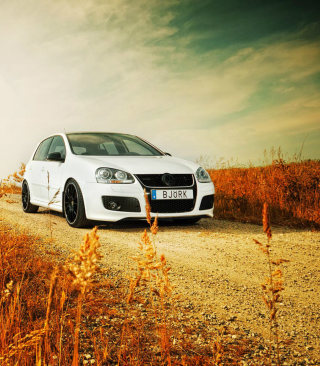 Volkswagen Golf - Obrázkek zdarma pro iPhone 3G