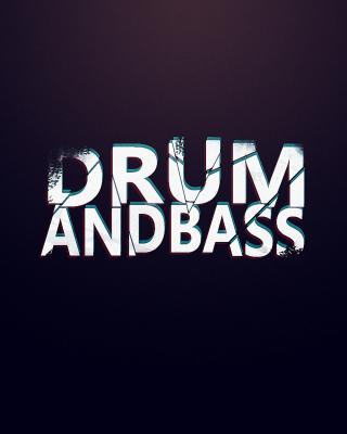 Drum-n-Bass - Obrázkek zdarma pro Nokia Asha 503