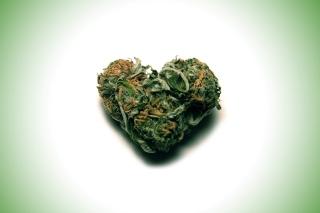 I Love Weed Marijuana - Obrázkek zdarma pro Widescreen Desktop PC 1600x900