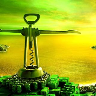 Heineken Advertising - Obrázkek zdarma pro 1024x1024
