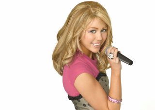 Miley Cyrus in Hannah Montana Wallpaper for Android, iPhone and iPad