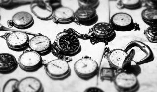 Vintage Pocket Watches - Obrázkek zdarma pro 1024x768