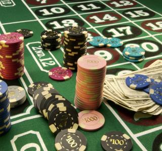 Roulette Casino - Obrázkek zdarma pro 128x128