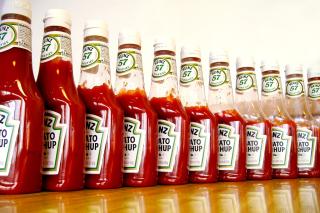 Heinz Ketchup - Obrázkek zdarma pro Android 1280x960