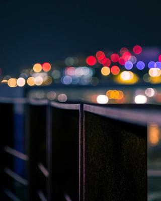 Degradation Macro Bokeh City - Obrázkek zdarma pro Nokia Lumia 800