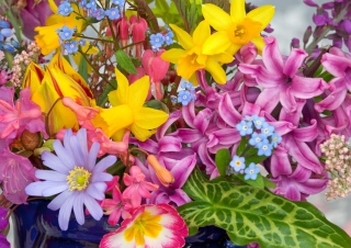 Spring Glamour Flowers sfondi gratuiti per cellulari Android, iPhone, iPad e desktop