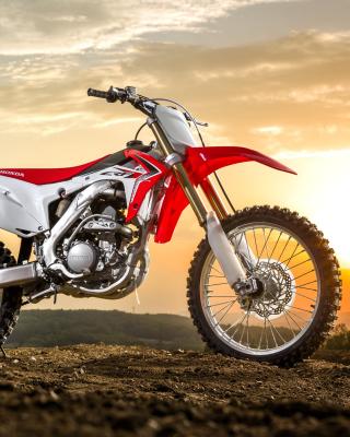 Honda CRF250R - Obrázkek zdarma pro 480x854