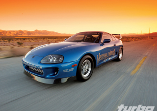 Toyota Supra Background for Android, iPhone and iPad