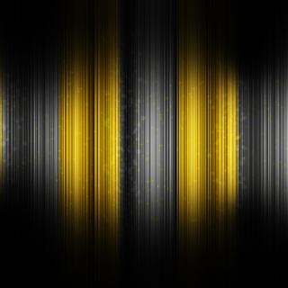 Yellow Lines Pattern - Obrázkek zdarma pro iPad mini 2
