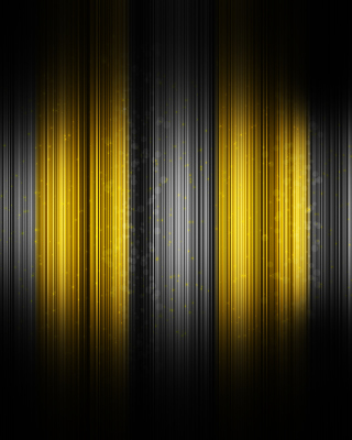 Yellow Lines Pattern - Obrázkek zdarma pro 128x160